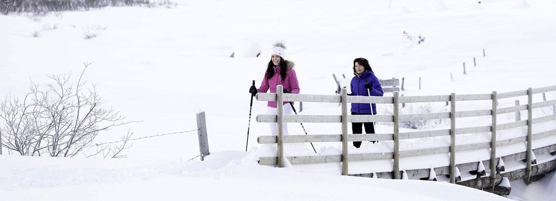Schneschuhwandern