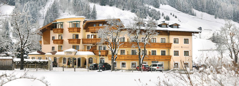 Hotel Ferienwelt Kristall im Winter