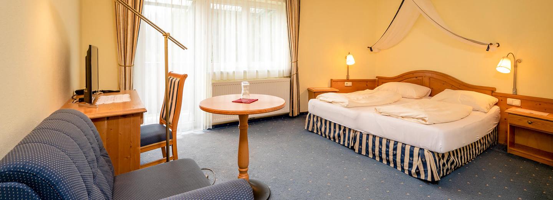 Zimmer Blau